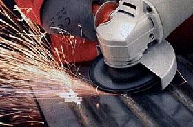 Общие особенности полировки металла и сварных швов