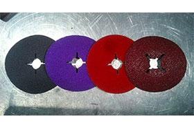 Тест фибровых дисков