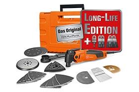 Фотообзор FMM 350 Q Fein MultiMaster LongLife Edition + 5 E-Cut