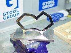 Технология изготовления спортивного кубка для велогонки GTOOL Racing Cup 2016