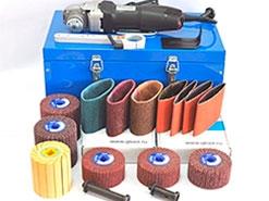 INOX-Profi набор для сатинирования высококачественной стали