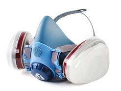 Полумаска с комплектом фильтров Jeta Safety 5500i