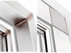 Технология полировки внутренних сварных швов на изделиях из нержавеющей стали