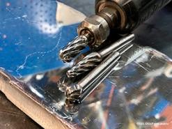 Борфрезы по алюминию GTOOL. Лучшее решение для обработки алюминия и цветных металлов.