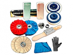 Gtool Inox Extra Набор для полировки нержавеющей стали