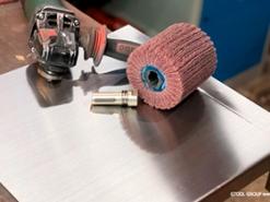 Подборка материалов для направленной шлифовки