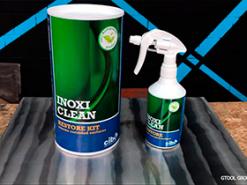 Лучший очиститель нержавейки Cibo Inoxi Clean