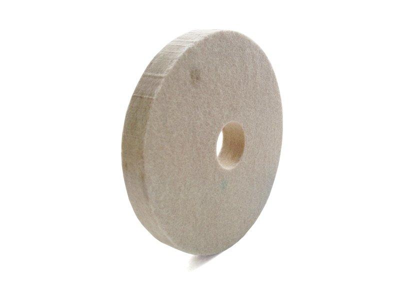 фото Круги войлочные, диаметр 150мм, толщина 20мм, 0,4г/см3