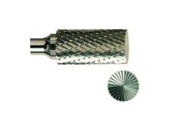 фото Борфреза GTOOL форма B цилиндр с торцовыми зубьями, диаметр головки 8мм
