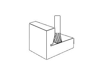 фото Борфреза GTOOL форма N, диаметр головки 12мм
