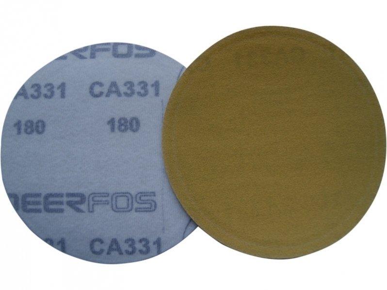 фото Шлифовальные круги CA331 d75, на липучке, зерно P600, уп-ка 10шт