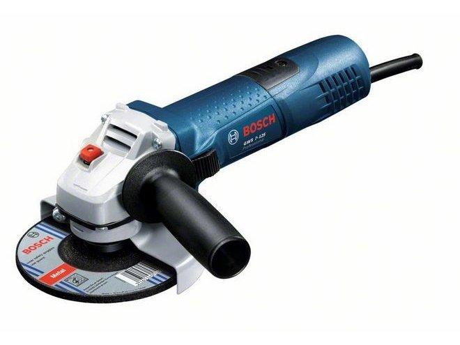 фото Болгарка Bosch GWS 750-125 Professional