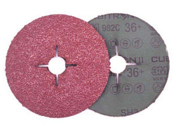 фото Фибровый круг 3M™ Cubitron II 982С, d180, зерно P60