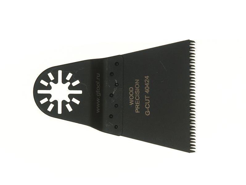 фото Пильное полотно GTOOL G-Cut японский зуб, HCS, длина 42мм, ширина 65мм
