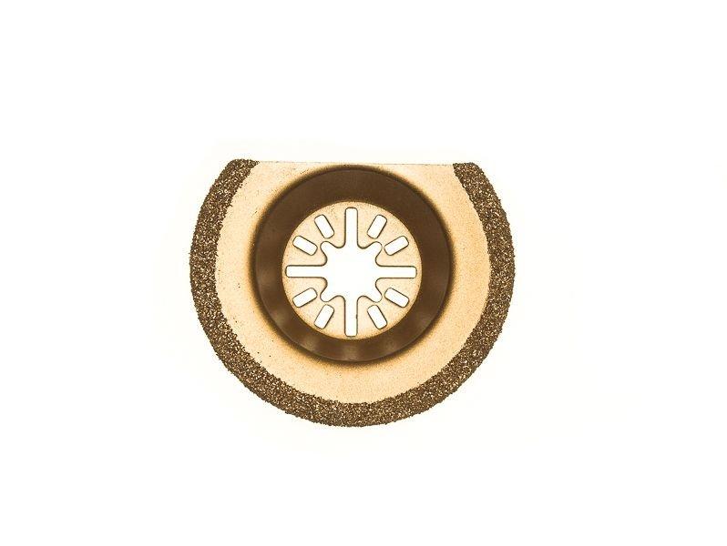 фото Сегментное пильное полотно GTOOL G-CUT с твердосплавным напылением, диаметр 65мм