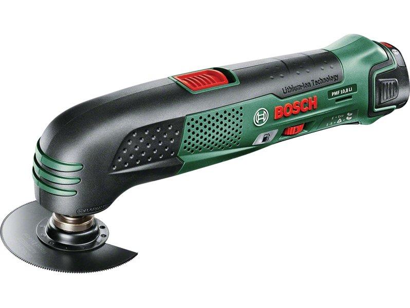 фото Аккумуляторный многофункциональный инструмент Bosch PMF 10,8 LI