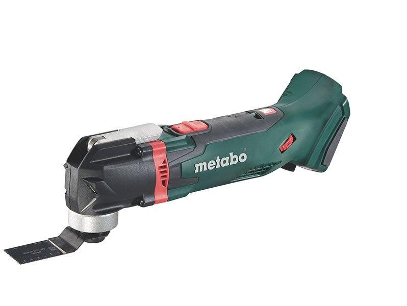 фото Metabo Multitool MT 18 LTX (без АКБ и ЗУ), аккумуляторный реноватор