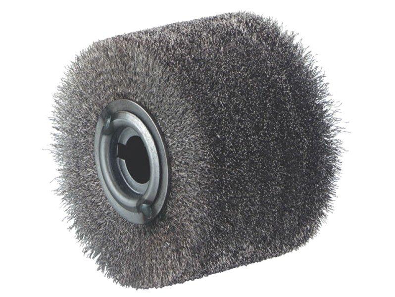 фото Круглая проволочная крацовка Inox 100x70мм