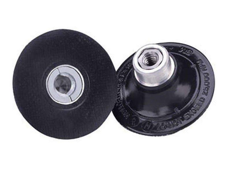 фото Оправка 3M для фибровых кругов с креплением Roloc™, диаметр 76мм, М14