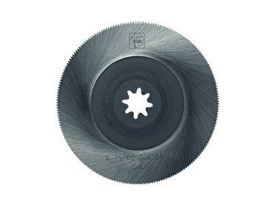 фото Пильное полотно из быстрорежущей стали, круговое, с уступом, 1шт
