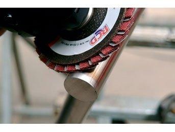 фото Круги лепестковые комбинированные RCD, medium