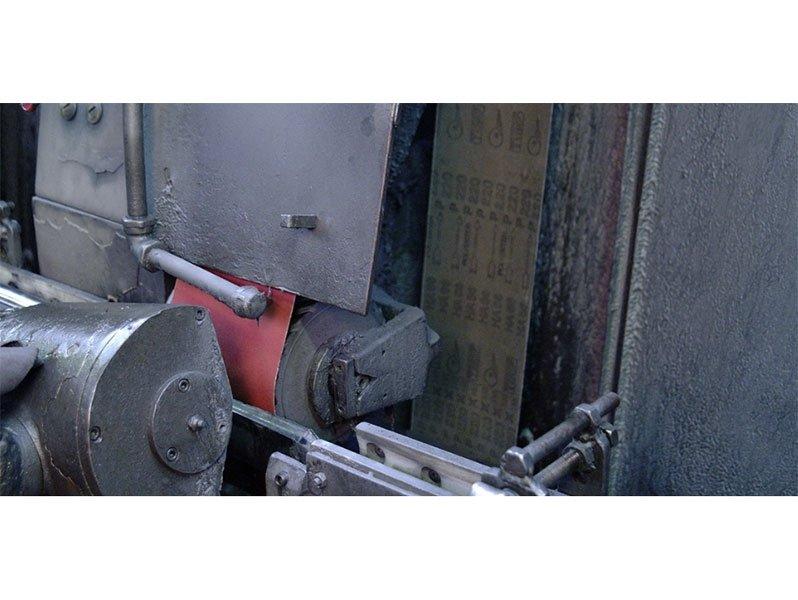 фото Шлифовальная лента 75х2000мм VSM ZK713X (ZK), зерно P40, 4шт