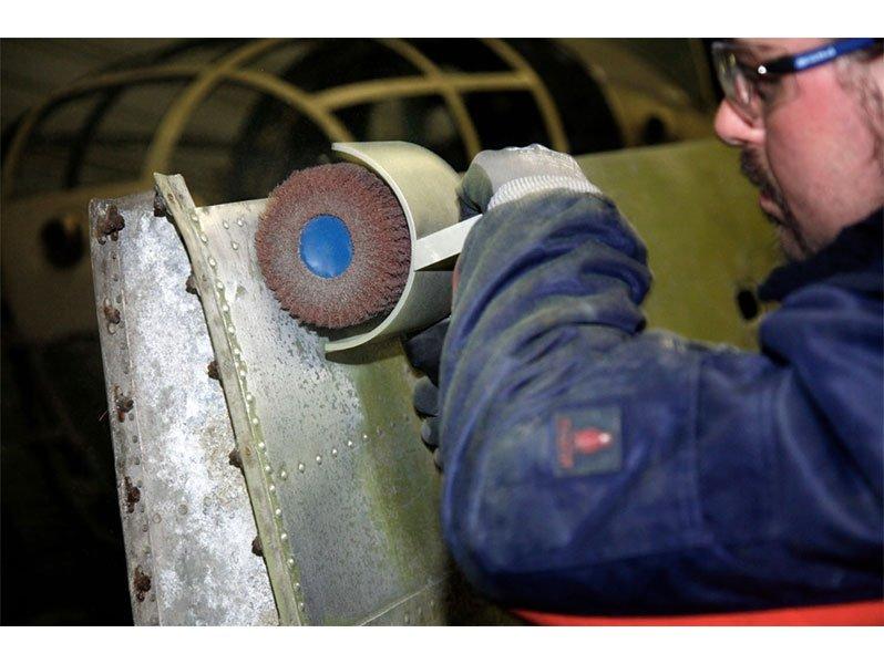 фото Шлифовальный валик GTOOL 100*100, зерно Medium (P180)