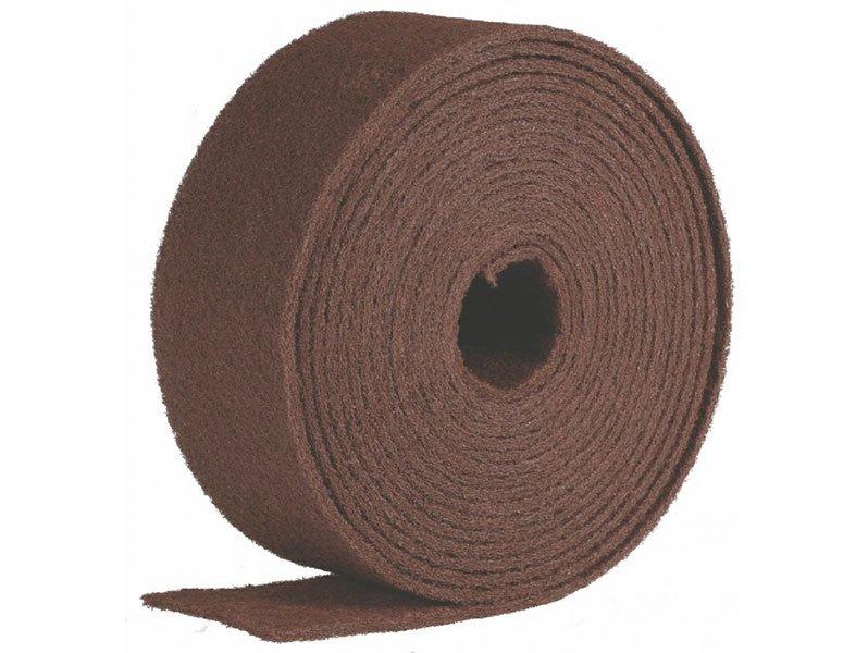 фото Рулон из нетканого абразивного материала GTOOL, зерно Coarse (P60-80), (10м)