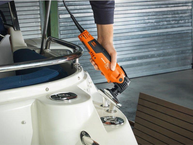 фото FEIN MultiMaster Marine FMM 350 QSL осциллирующий инструмент: 350Вт