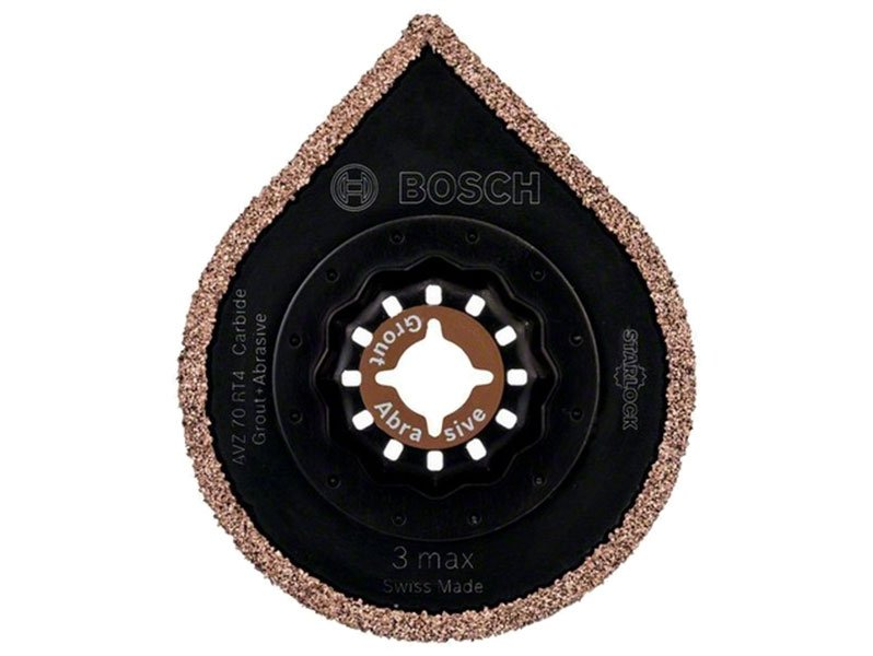 фото Насадка для удаления строительного раствора Bosch Carbide-RIFF AVZ 70 RT4, 1шт 2608661757