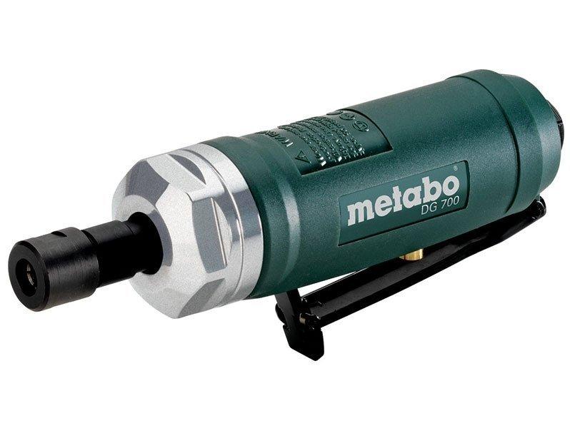 фото Пневматическая прямошлифовальная машина Metabo DG 700