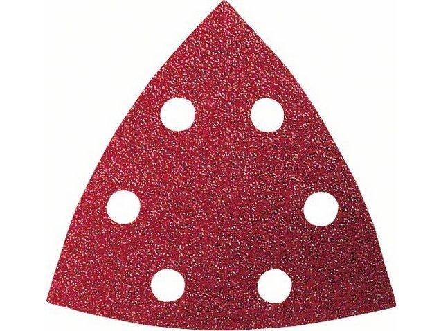 фото Bosch C430 RED WOOD TOP GOP/PMF 2608607540, 5 уп, по 10 шлифлистов