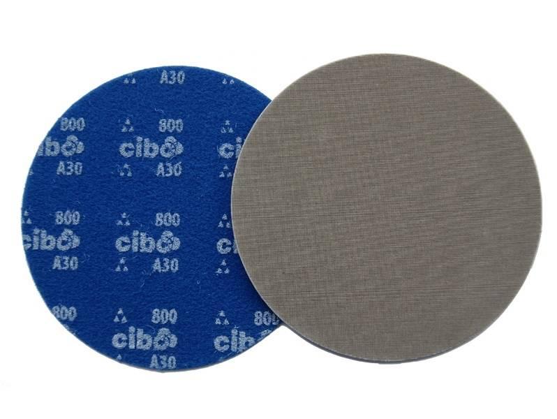 фото Шлифовальный круг Trizact™ (3M) d75, зерно A6 (Р2000)