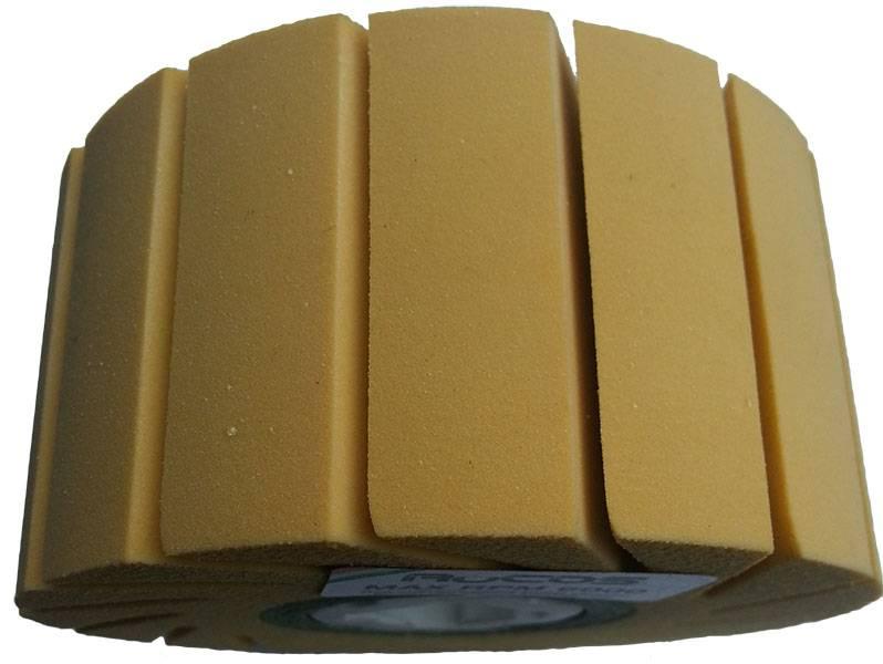 фото Жесткий барабан для шлифовальных гильз 100x50x19мм