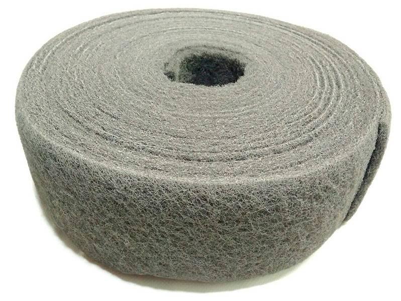 фото Рулон из нетканого абразивного материала GTOOL, зерно SUF 600 (P600), (10м)
