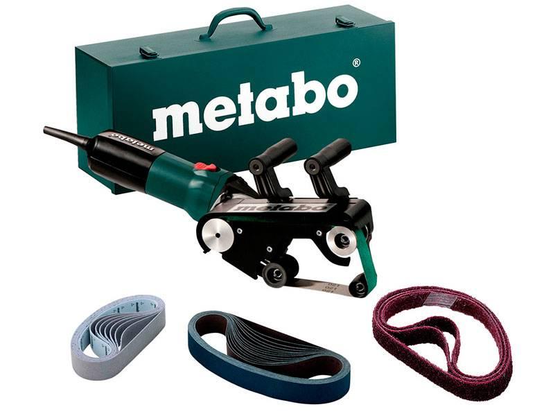 фото Metabo RBE 9-60 Set шлифователь для труб