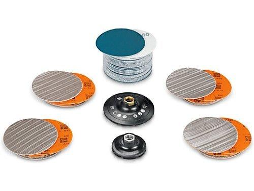 фото Комплект FEIN для подготовки к полированию плоских поверхностей из нержавеющей стали