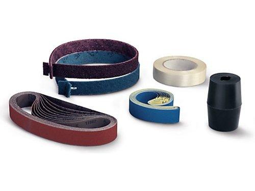 фото Комплект FEIN шлифовальных лент для шлифования труб из нержавеющей стали
