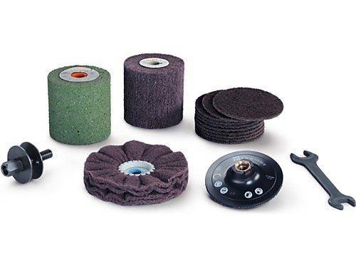 фото Стандартный комплект FEIN принадлежностей для шлифования и очистки поверхностей из нержавеющей стали