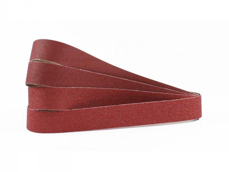 фото Абразивные шлифовальные ленты GRIT тип A, 75х2000мм, зерно 220, 10шт