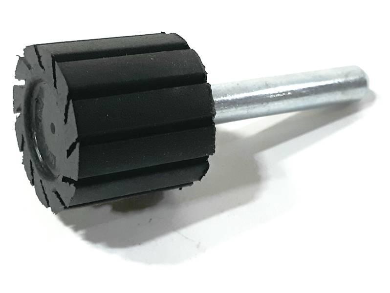 фото Оправка резиновая для шлифовальных минигильз, диаметр 22мм