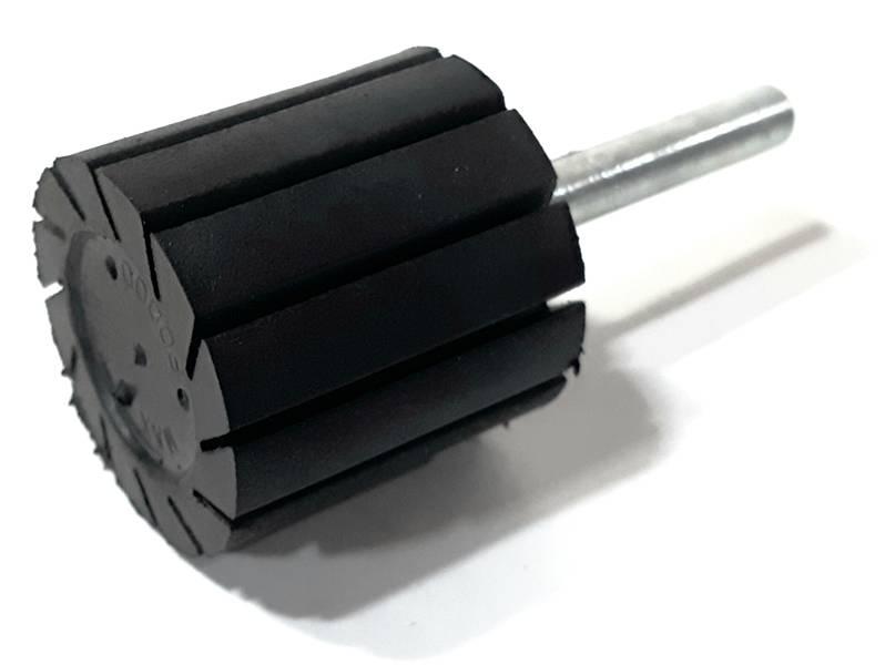 фото Оправка резиновая для шлифовальных минигильз, диаметр 30мм