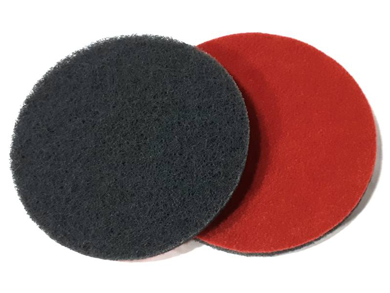 фото Шлифовальный круг из нетканого абразивного материала d125, зерно suf600 (P600)
