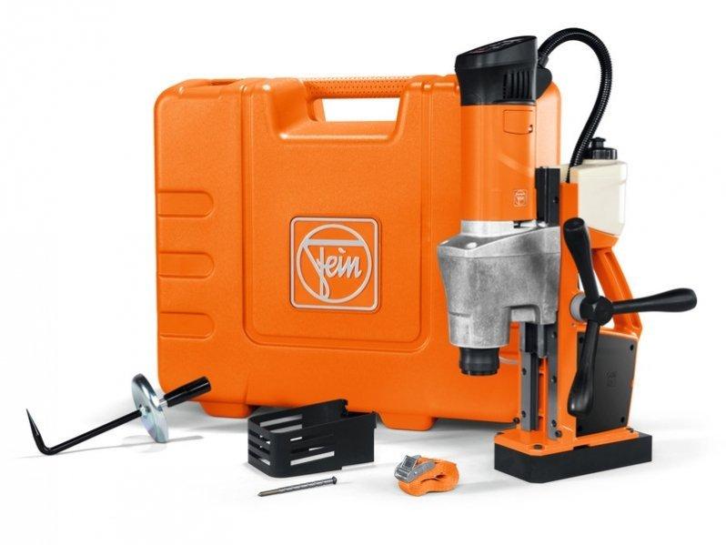 фото FEIN KBM 50 Q инструмент для корончатого сверления по металлу до 50 мм