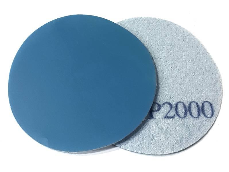 фото Шлифовальный круг DEERFOS SA331 d75мм, зерно P2000 (без отверстий)