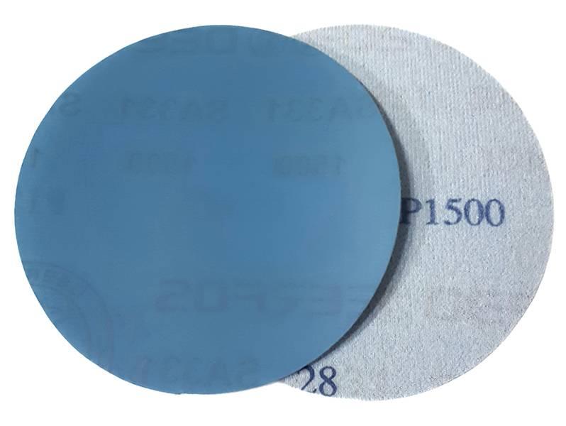 фото Шлифовальный круг SA331 d125мм, зерно P1500 (без отверстий), уп-ка 10шт