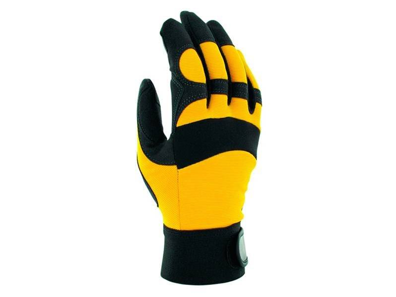 фото Перчатки виброзащитные Jeta Safety XRT, размер XL