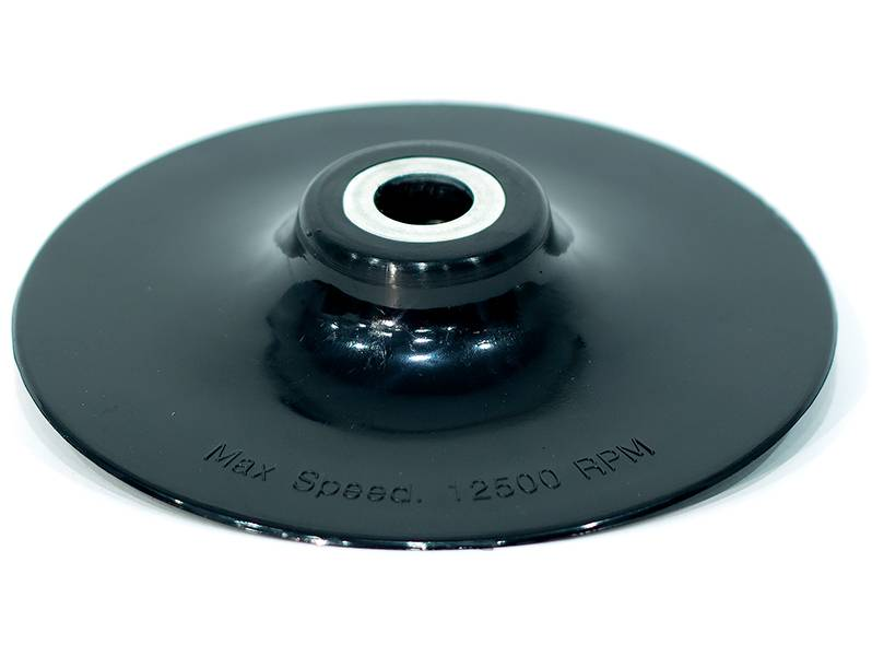 фото Опорная тарелка под фибровый круг d125мм (М)