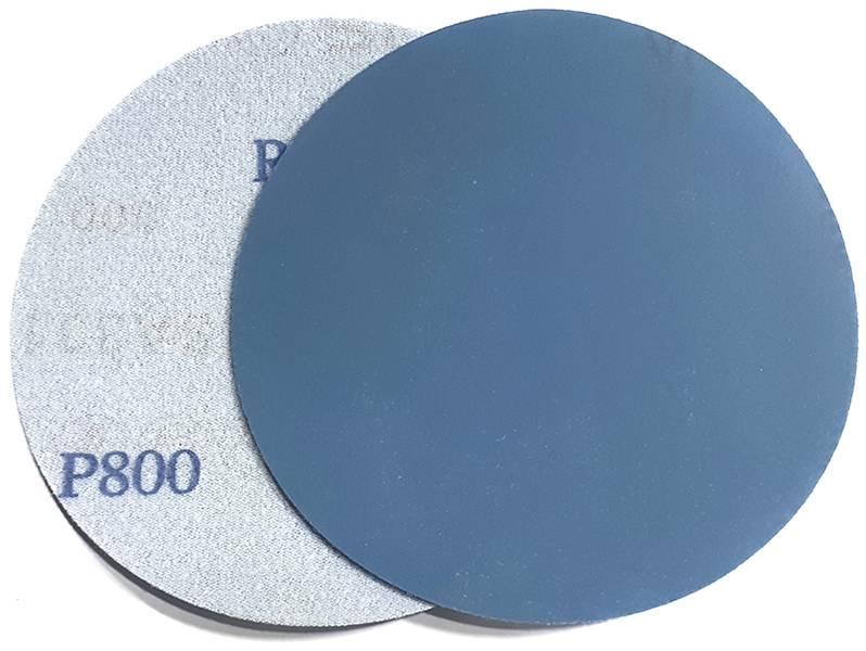 фото Шлифовальный круг SA331 d125мм, зерно P800 (без отверстий)