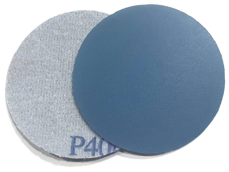 фото Шлифовальный круг SA331 d75мм, зерно P400 (без отверстий), уп-ка 10шт